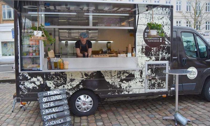 CheerUp Foodtruck får snart masser af selskab rundt omkring i Aalborg og Nørresundby