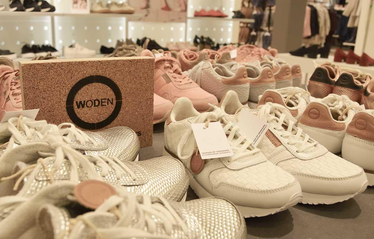 paradis for shoelovers vind et års forbrug af sko til stort event