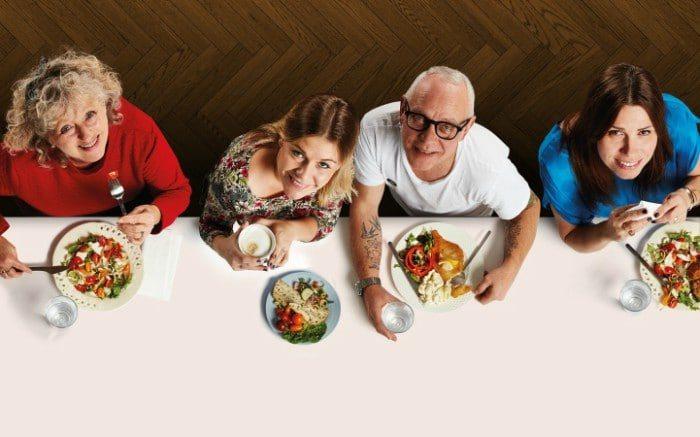 I Danmark spiser vi sammen i uge 17 - stort arrangement i Aalborg