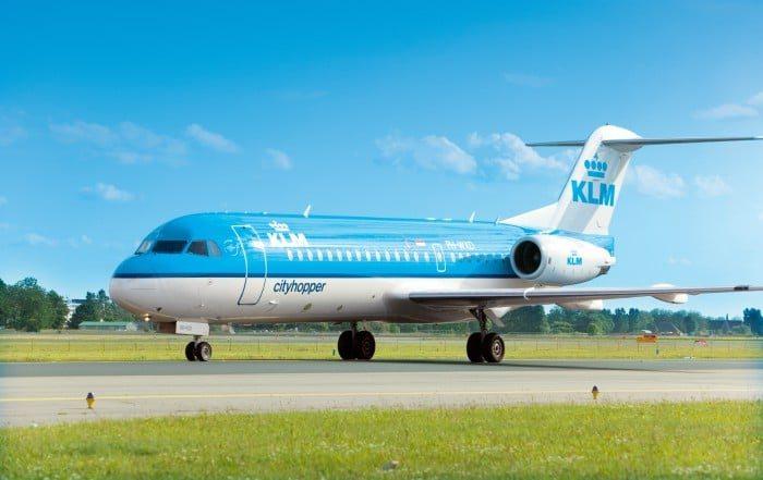 KLM har nu øget antallet af daglige afgange til Amsterdam