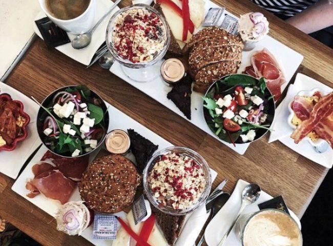 Kochs Kaffebar i Shoppen er med i denne måneds ClubAalborg Goodiebag