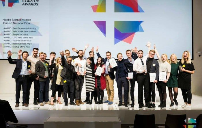Foto: Nordic Startup Awards