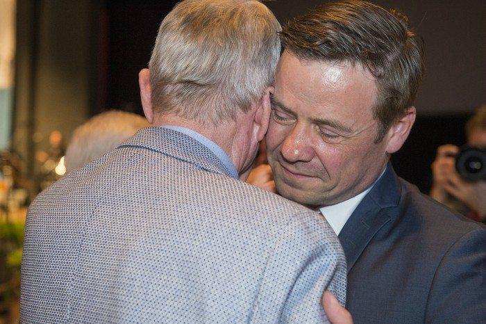 Borgmester Thomas Kastrup-Larsen blev valgets helt store vinder i Aalborg. Arkivfoto