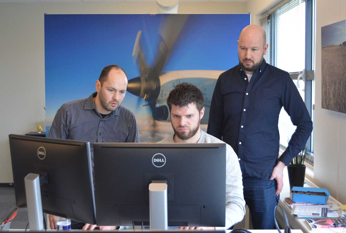 Trodser Corona: IT-virksomhed i Aalborg opruster til spændende fremtid