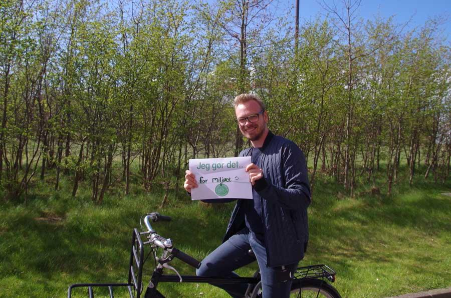 Vi bor i en af verdens grønneste byer: Ny kampagne får flot modtagelse