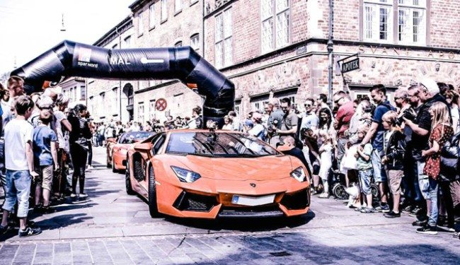 Mads Peter Veiby har tidligere kørt Cool Car Race