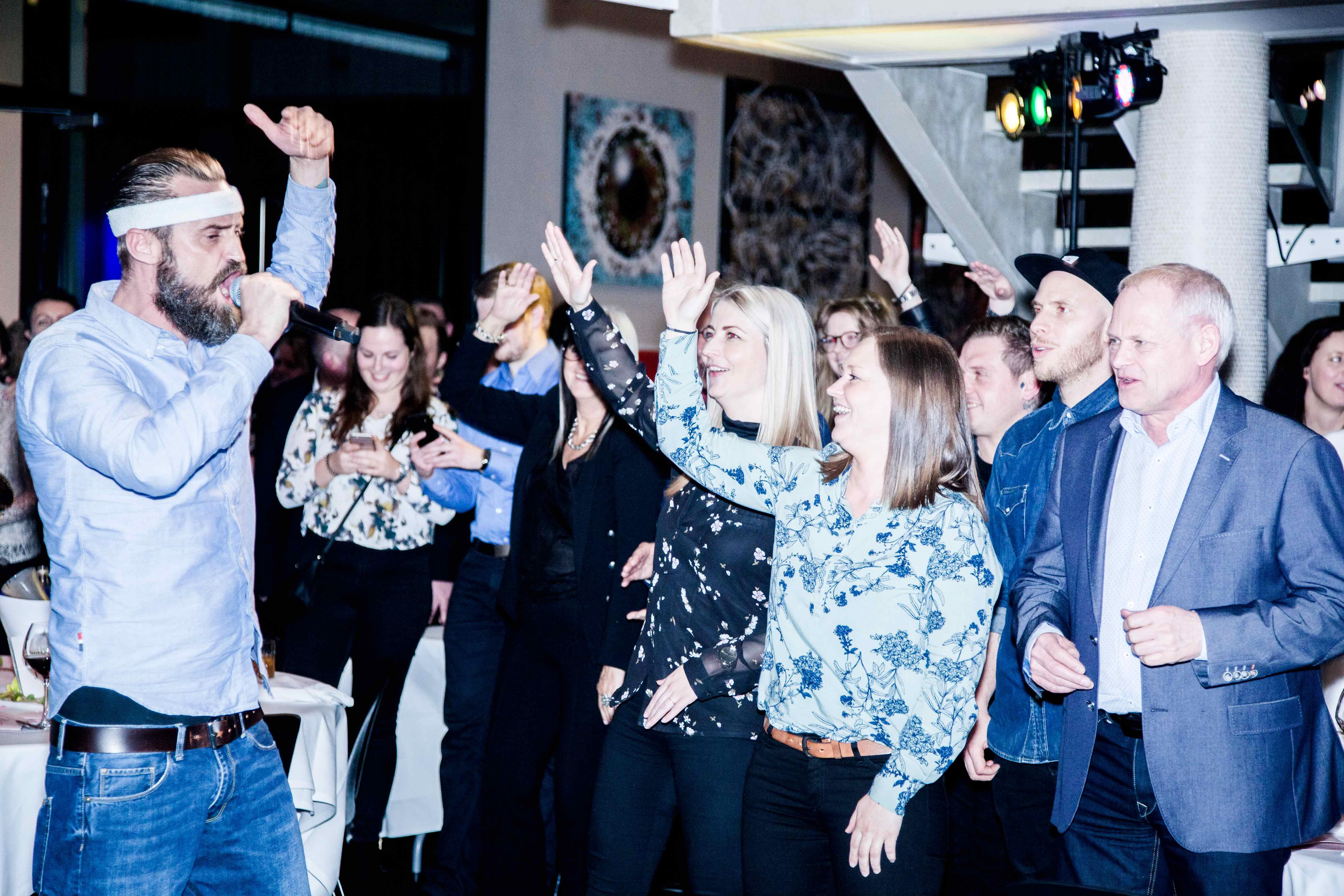 Velgørenheds-aften på Fusion samlede 140.000 ind til Red Barnet Aalborg