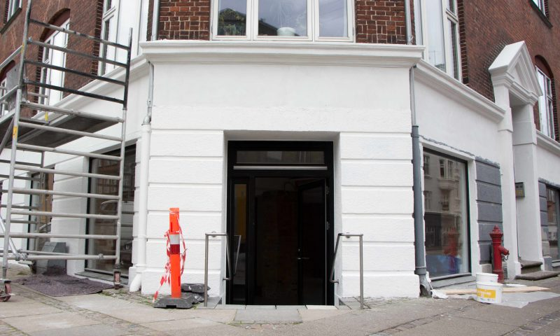 Her i Borgergade 25 åbner WeDoBurgers deres nye restaurant i Aalborg