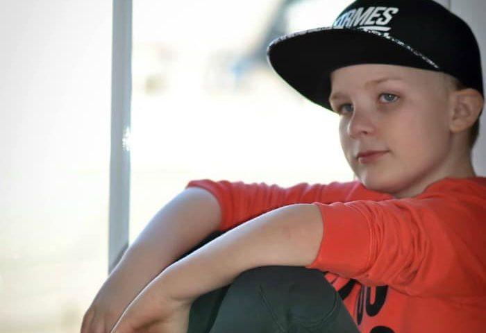 Elias på 10 år har netop udgivet en single