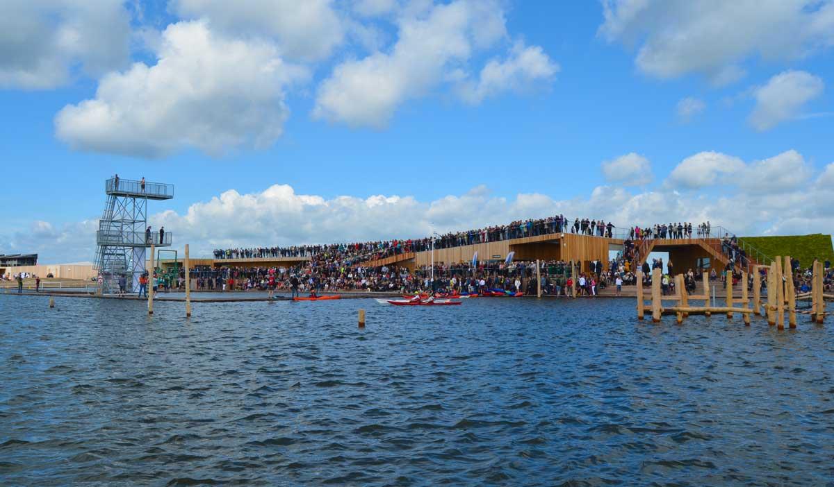 Premiere på Vestre Fjordpark Open: Så fedt bliver det i weekenden