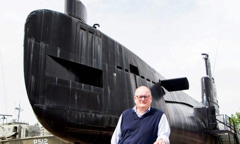 maritime museum aalborg den første gang