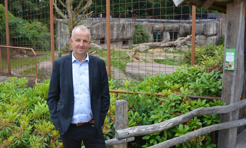 Direktør for Aalborg Zoo - Henrik Johansen