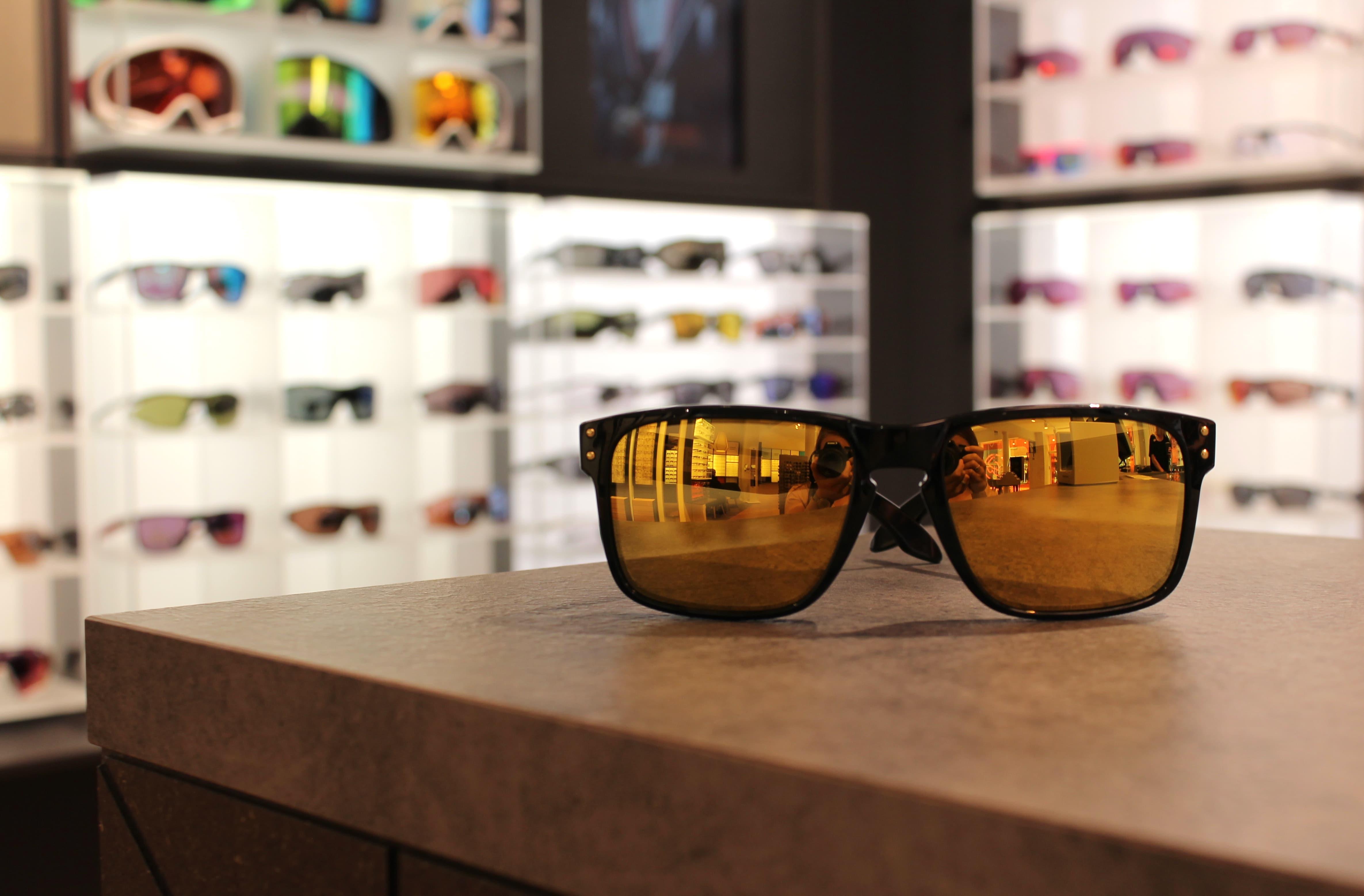 08d212e84 Vind et par fede sportsbriller i Profil Optik