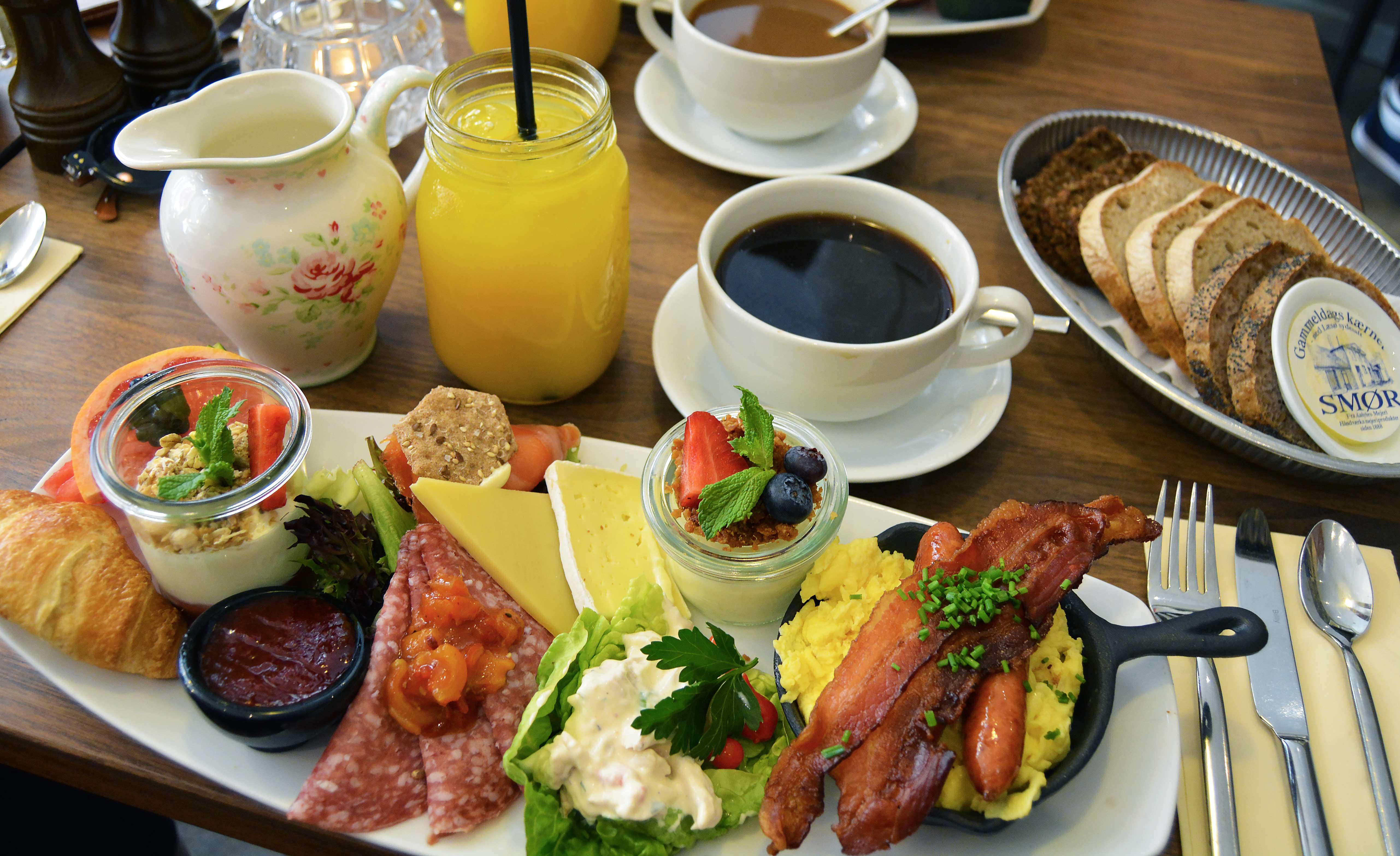 tidlig morgenmad københavn