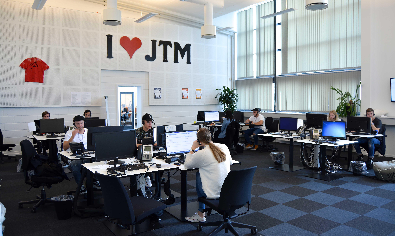En Attraktiv Arbejdsplads Har Skabt Over 5000 Jobs I Aalborg På 16 år