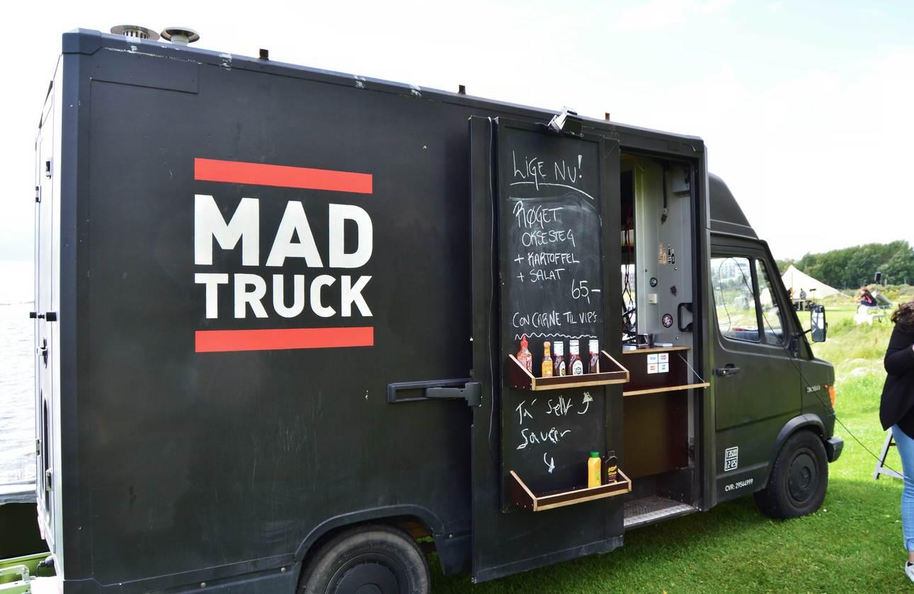 Har du set Mad Truck i Aalborg? Kødet er helt i særklasse