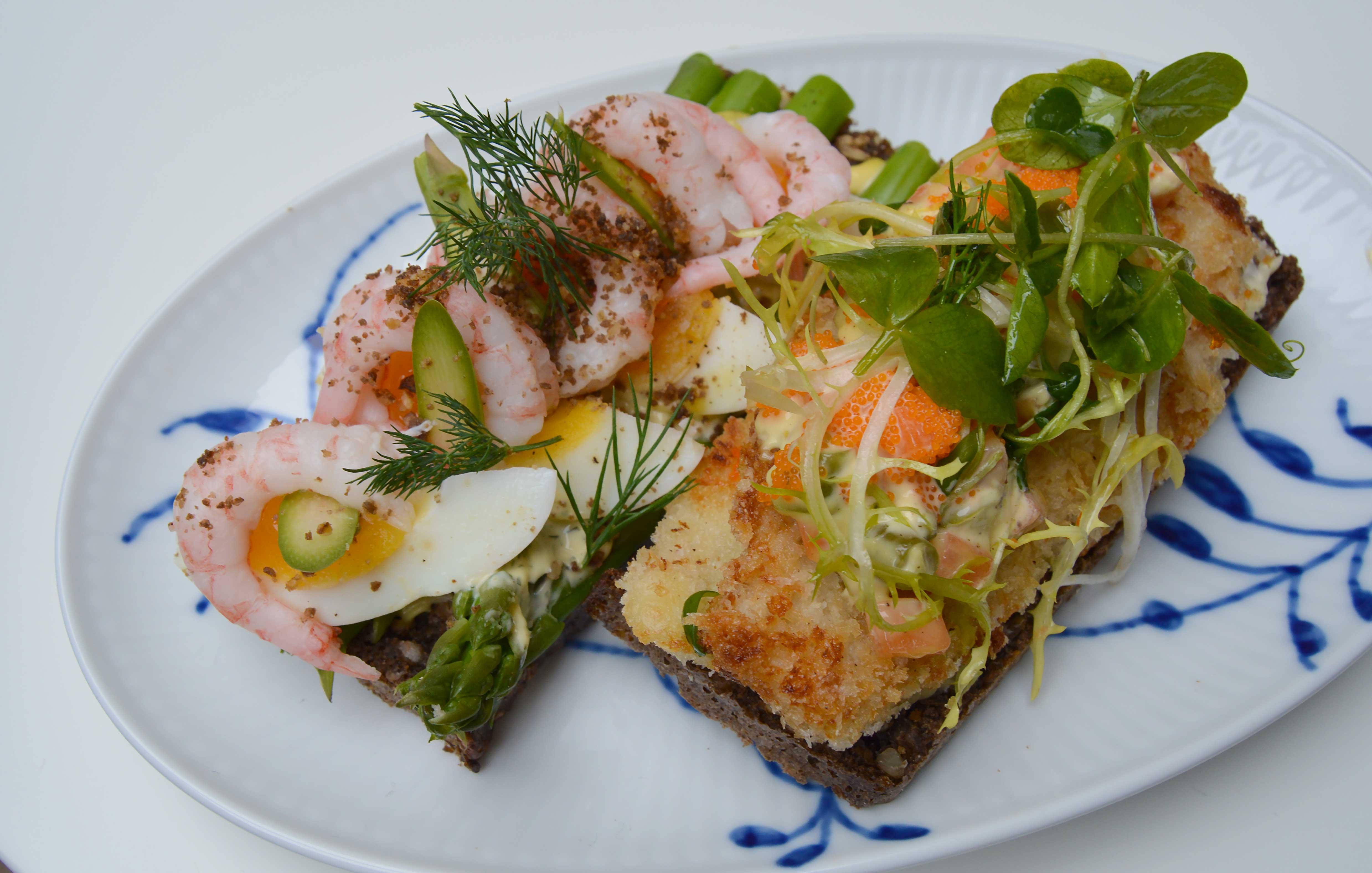 Flot hæder: Aalborg-restaurant nomineret til Danmarks bedste smørrebrød