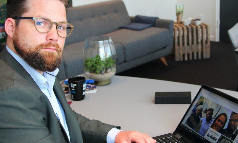 Nicolaj Holm tiltrådte som direktør i 2017. Foto: Flemming Lodberg