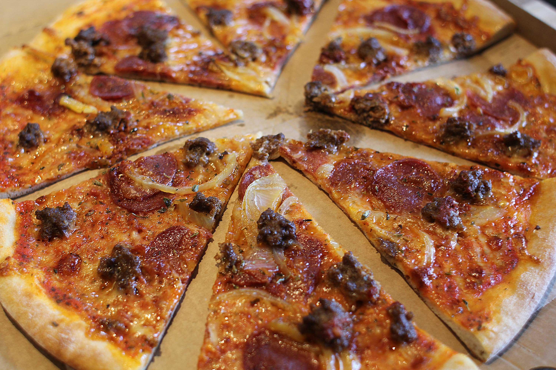 tonys pizza aalborg