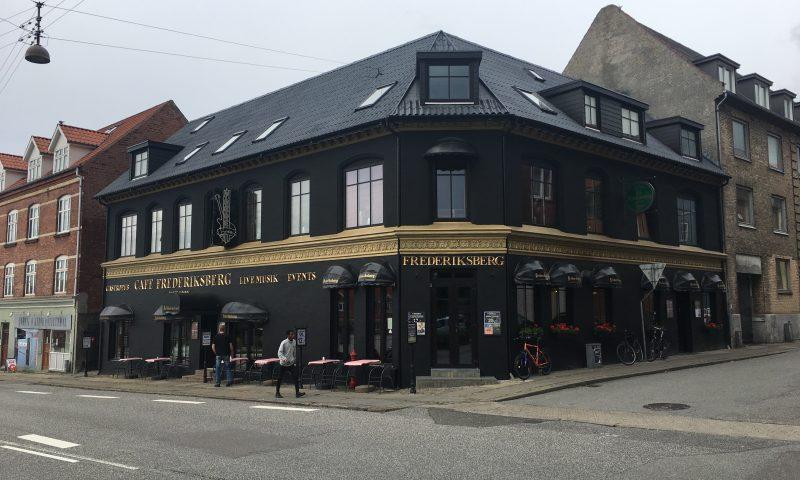 Idylliske Café Frederiksberg