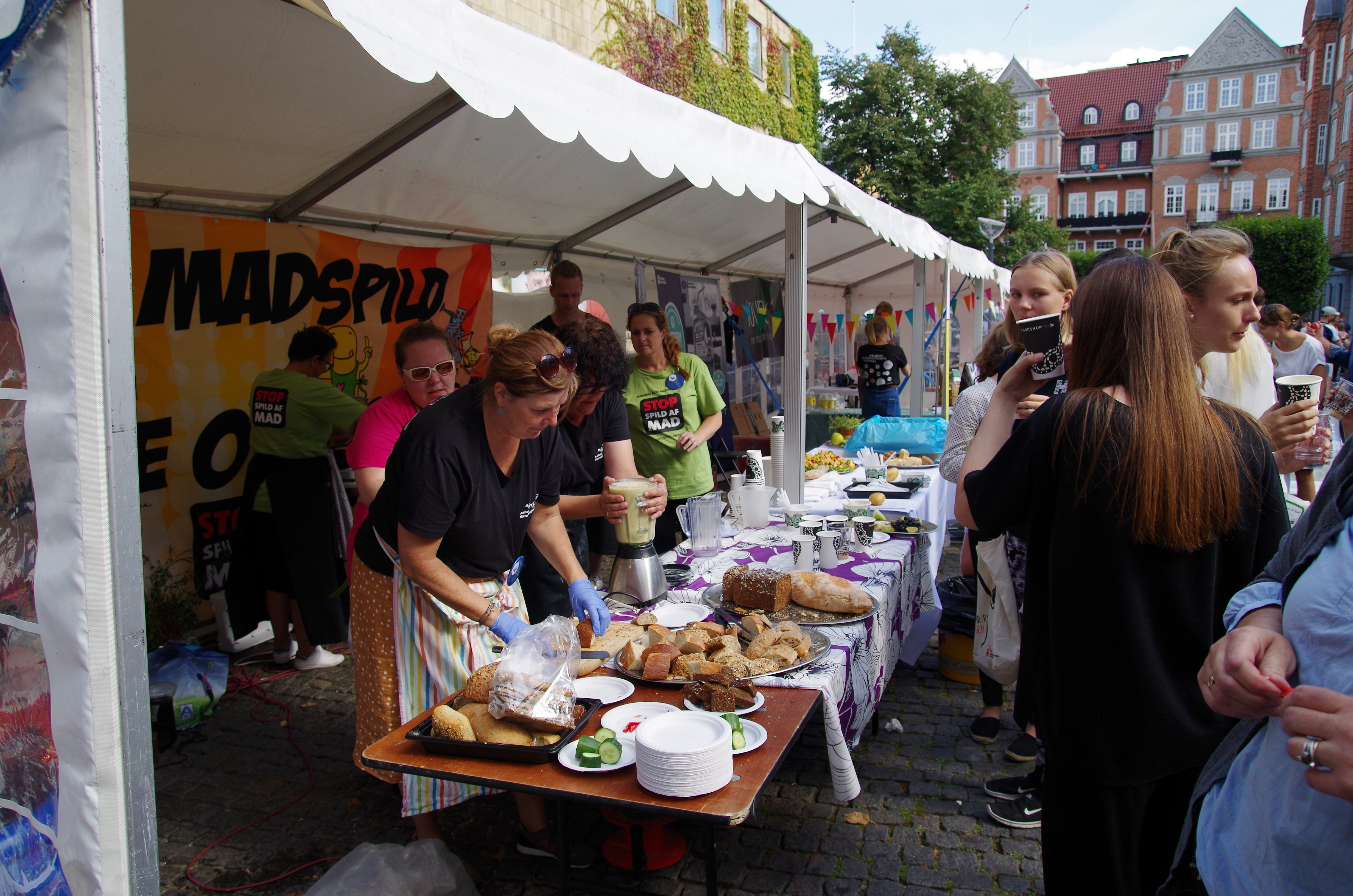 Fylder byen med aktiviteter: Det skal du opleve til Aalborg Bæredygtigheds-festival