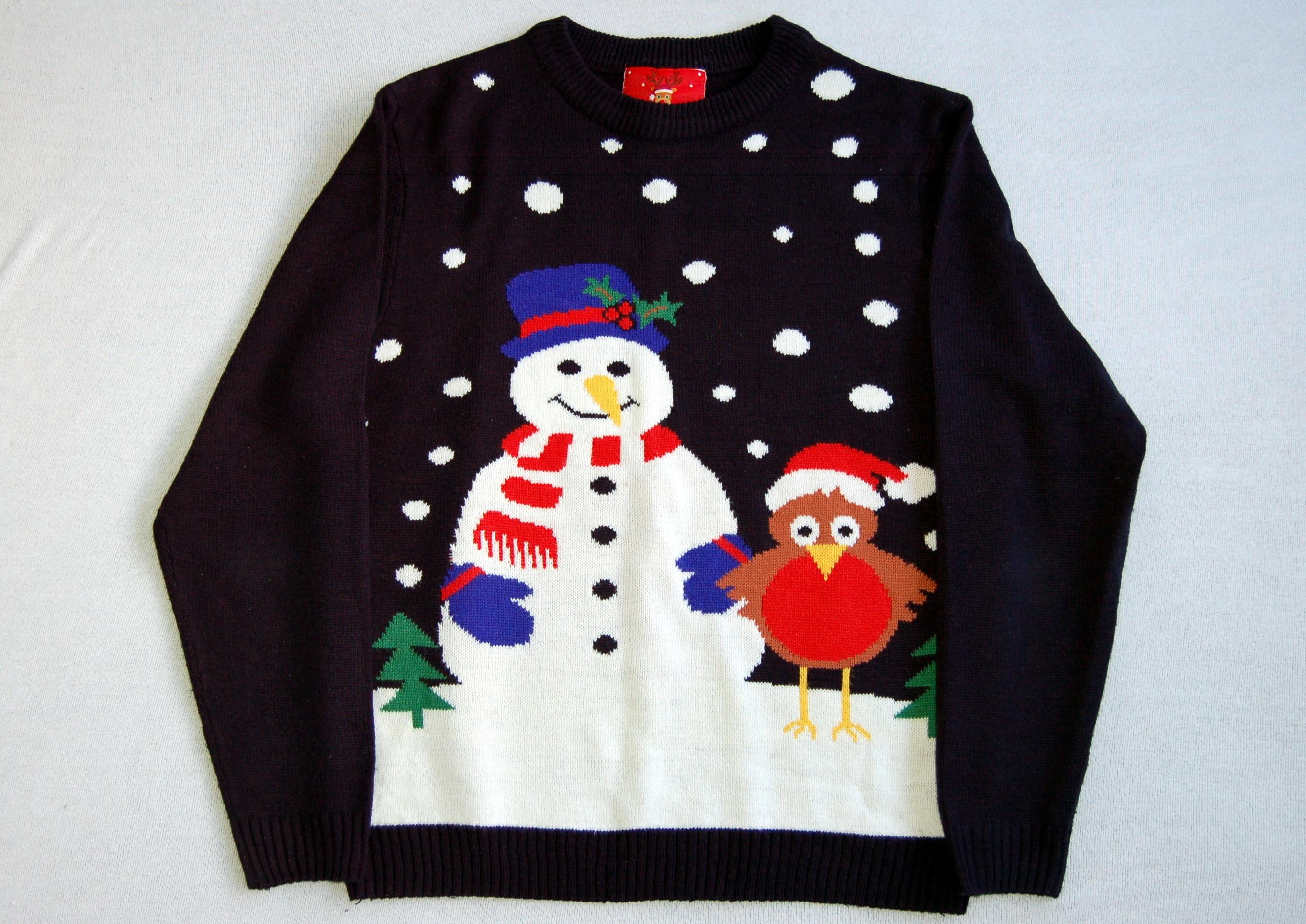 Aalborg-shop hitter: Danskerne er vilde med julesweater