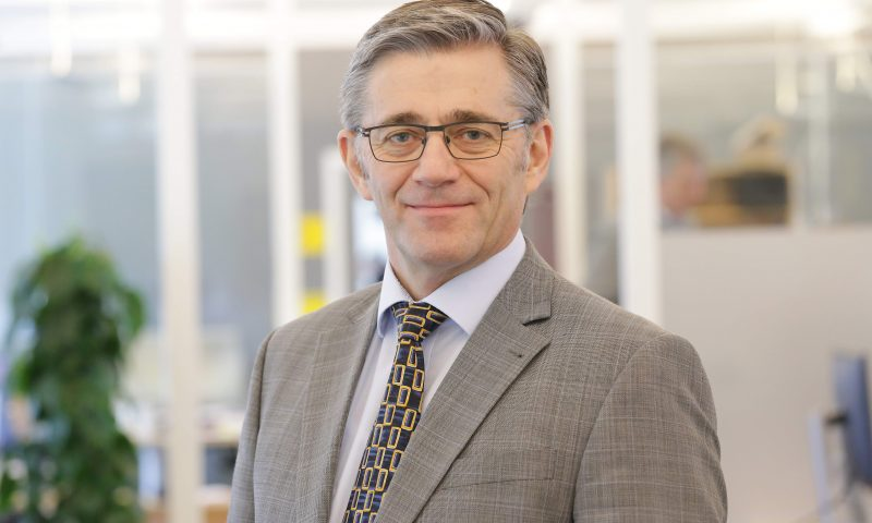 Niels Buus, CEO GomSpace