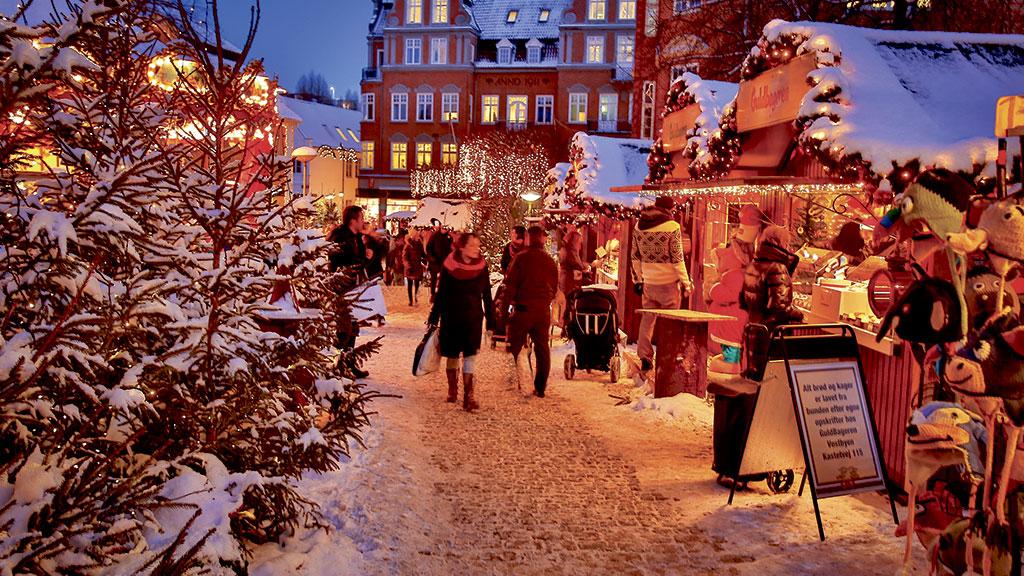 En glædelig nyhed: Julemarkedet vender tilbage i nyt format