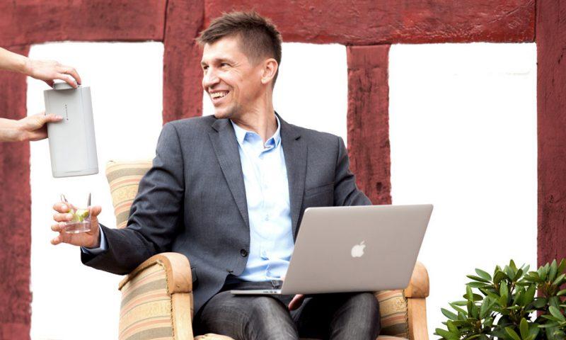 Kim Jensen fra Aalborg er manden bag ICEBREAKER