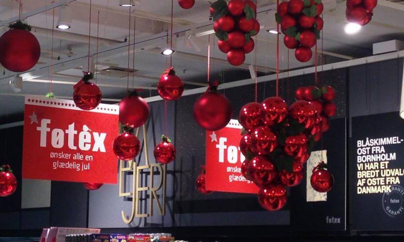 Julehjælp Fra Føtex Giver Overskudsmad Væk Juleaften