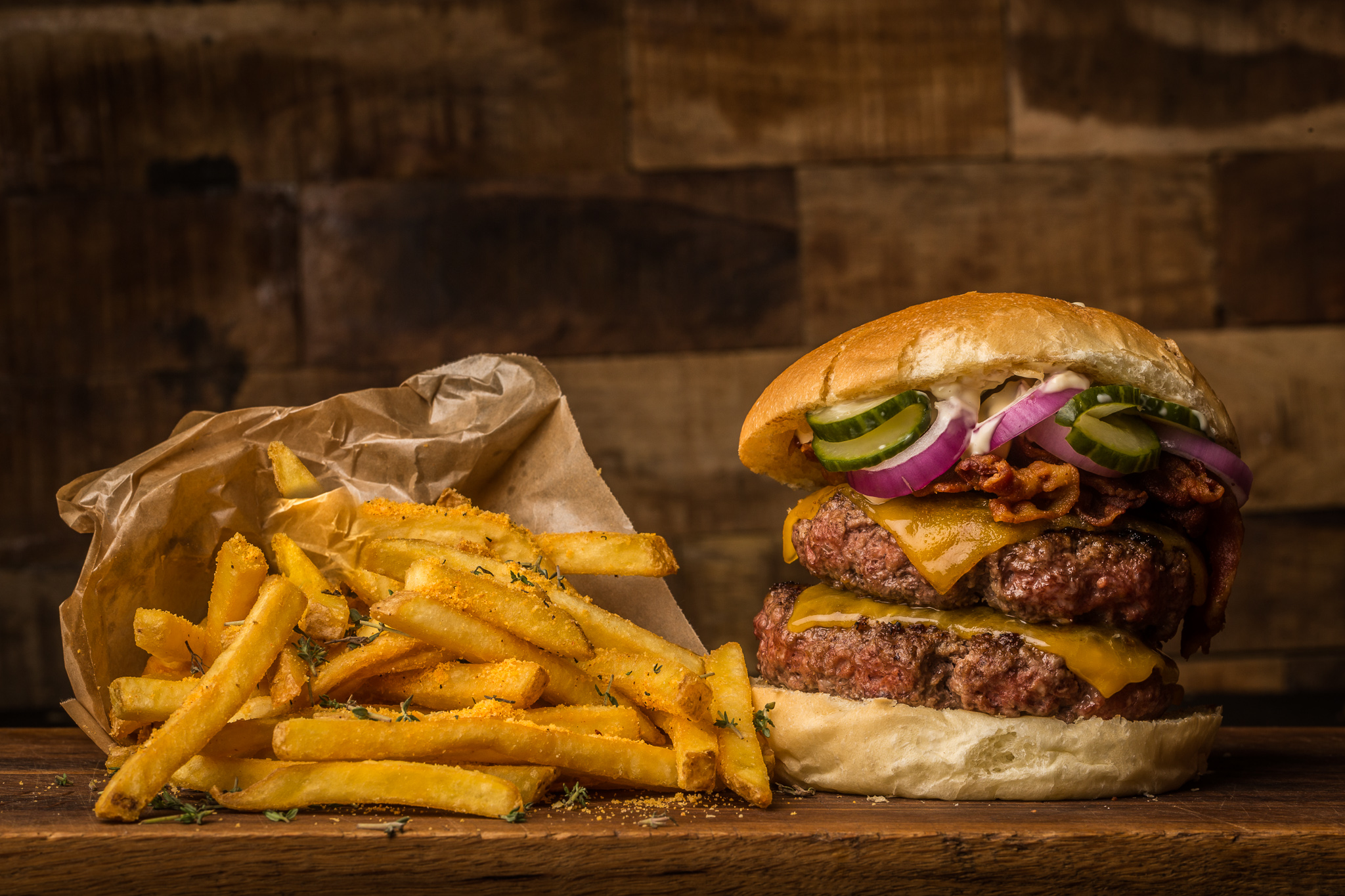 Burger BOOM åbner i Aalborg på fredag