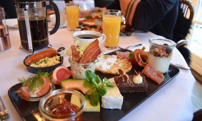 Flere af stederne i ClubAalborg-pakken tilbyder lækker brunch