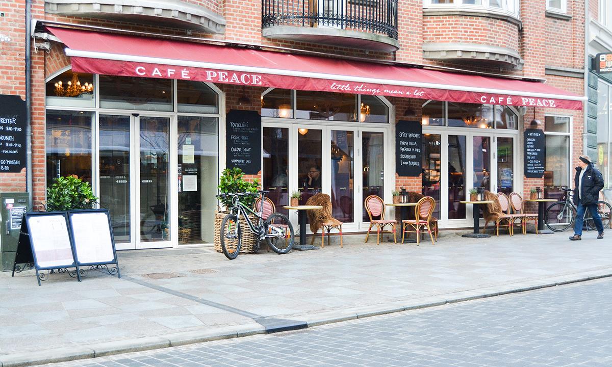 Godt nyt til nordjyderne: Café Peace udvider med endnu en café