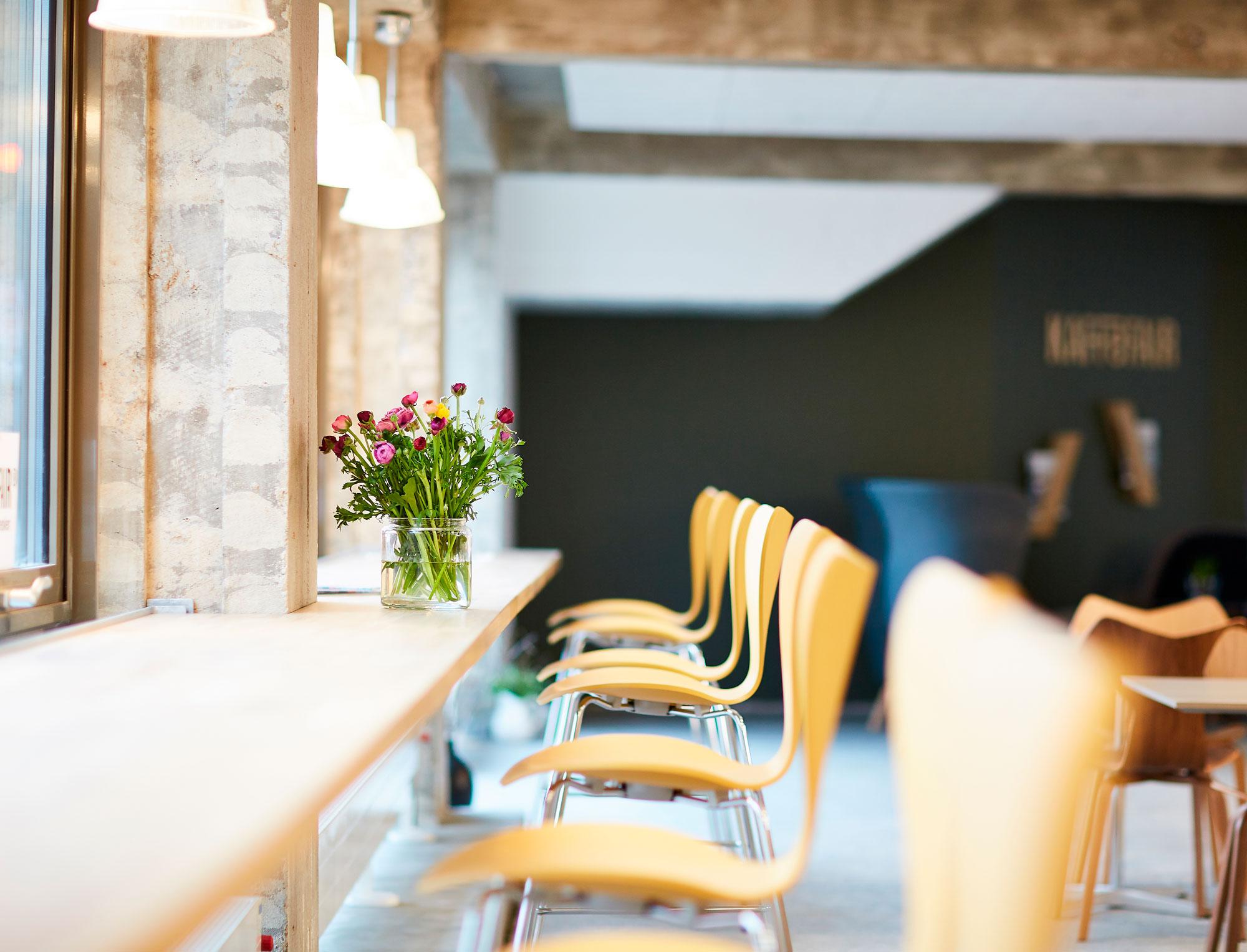"KaffeFair åbner i nye lækre lokale: Café og Restaurant med ""fair"" priser"