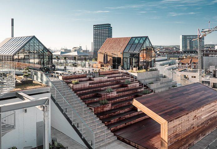 Sådan ser Aarhus Salling Rooftop ud - nu åbner Aalborgs version