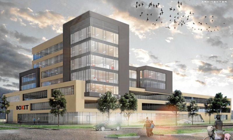 illustration af KPF Arkitekter