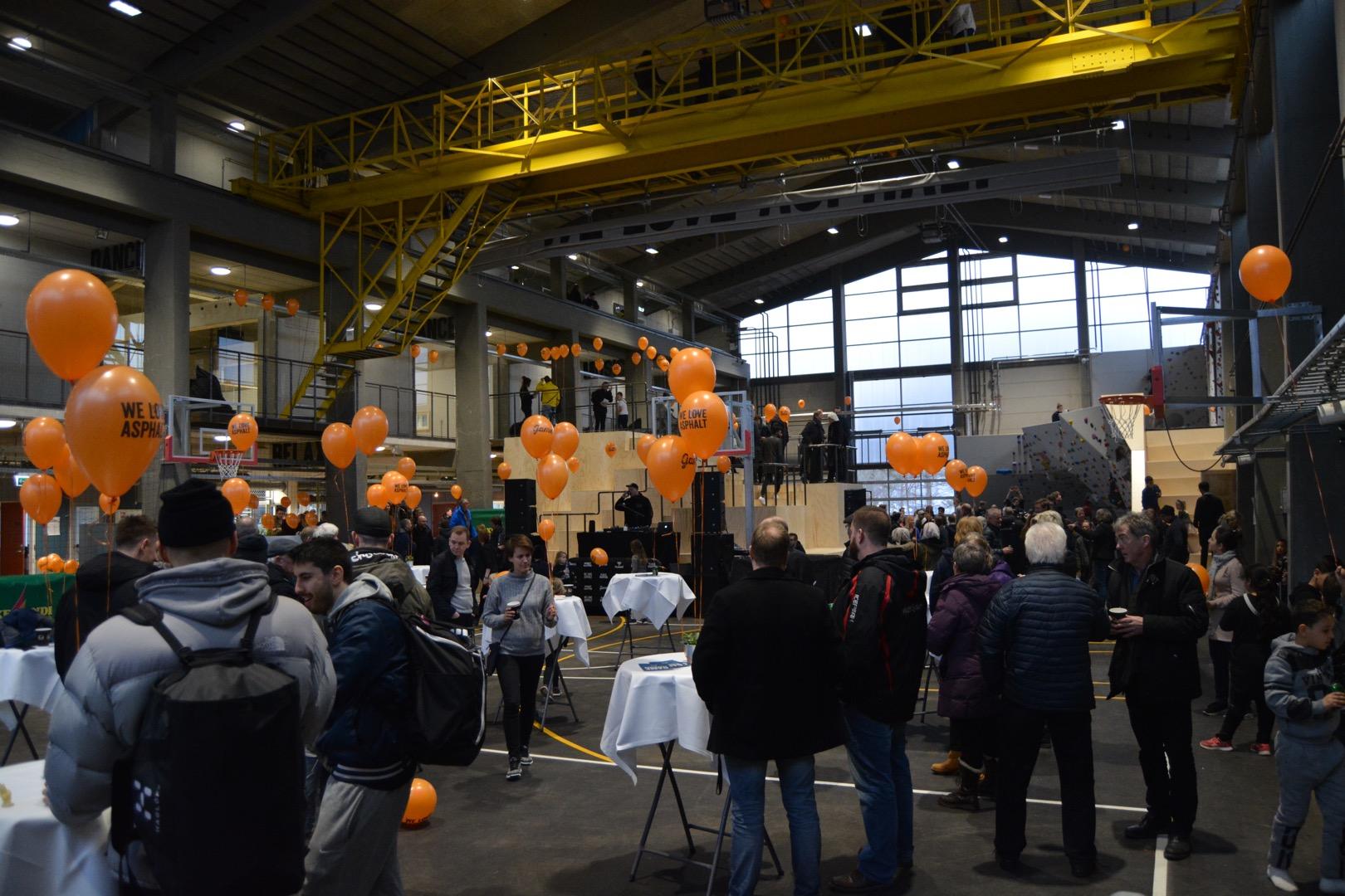 Aalborgs nye gigantiske Streetmekka: Se billederne fra åbningen