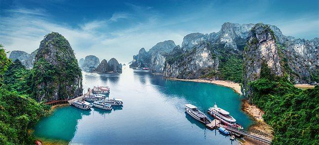 Vietnam er et smukt land, hvor Anne fra Aalborg er på studieophold