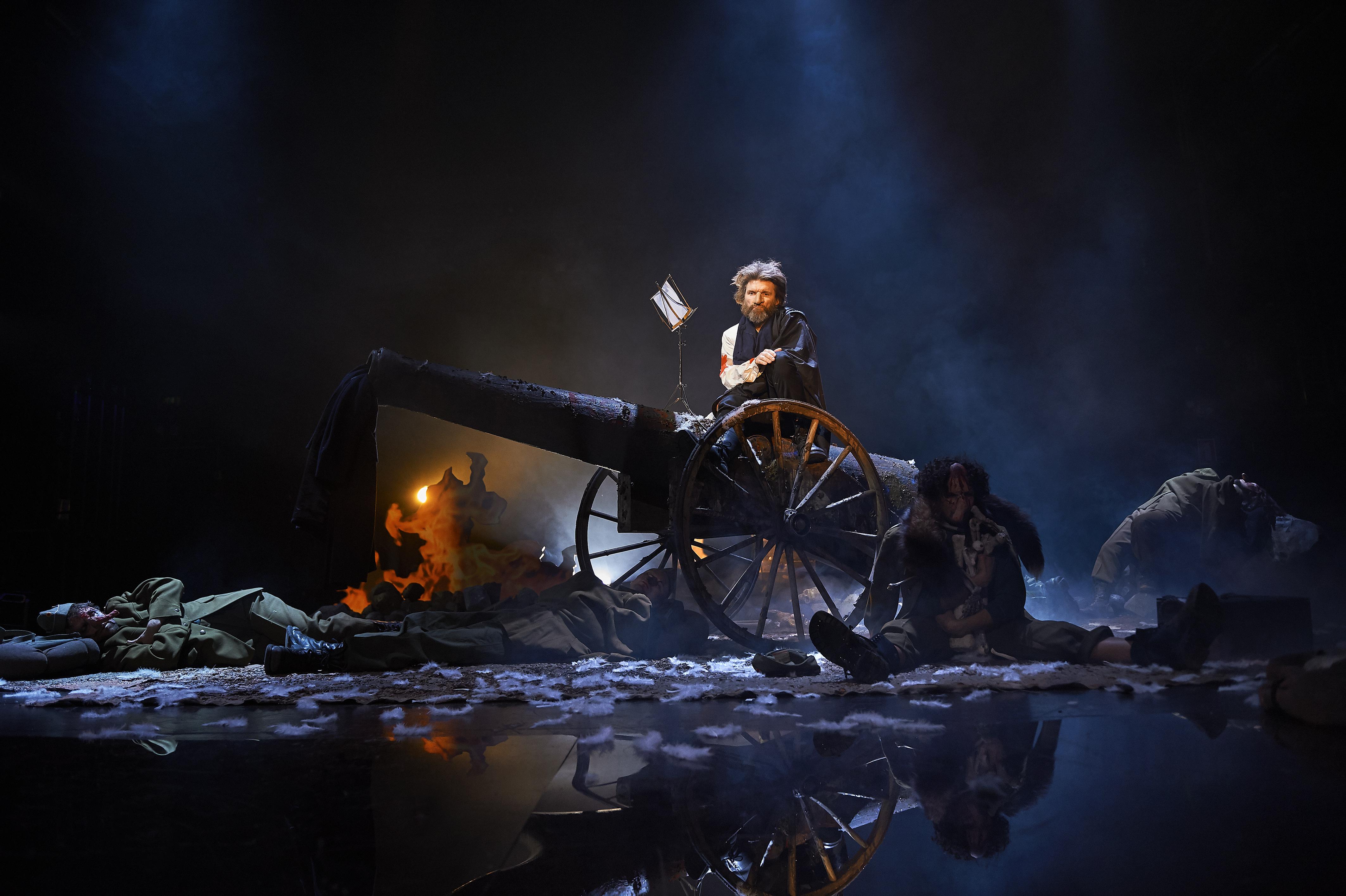 Anmeldelse af Cyrano: En syret og tankevækkende kærlighedshistorie