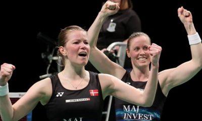 Kamilla Rytter Juhl og Christinna Pedersen vandt søndag All England