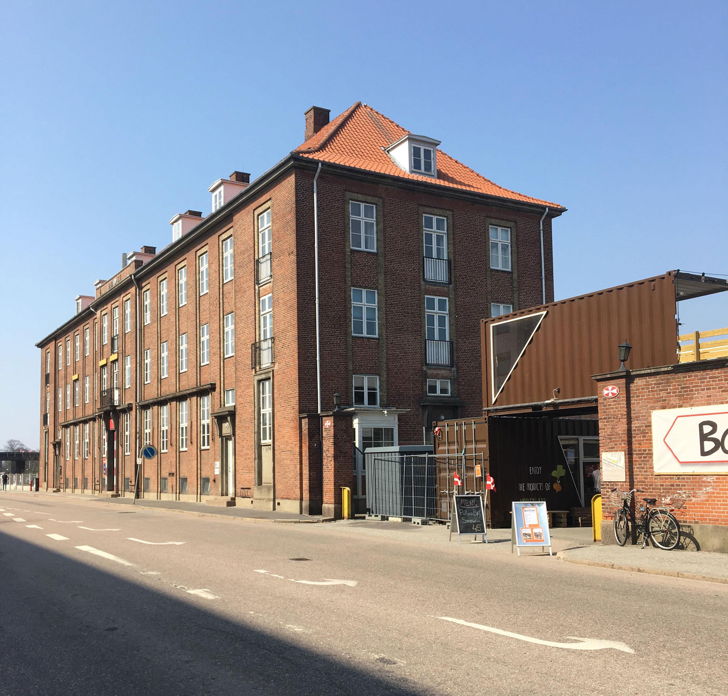 Tæt på midtbyen: Nyt iværksætterhus åbner i Aalborg