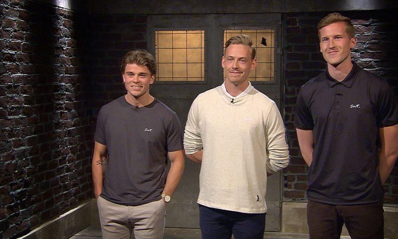 Christoffer, Kasper og Christian