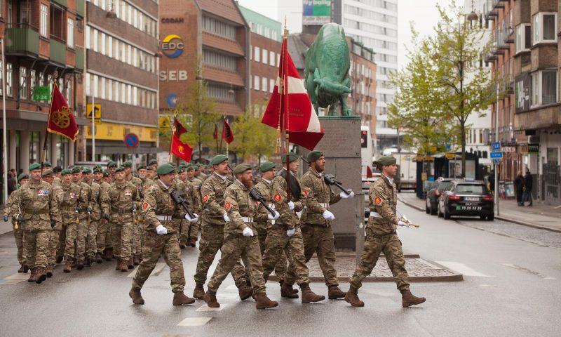 Foto: Trænregimentet