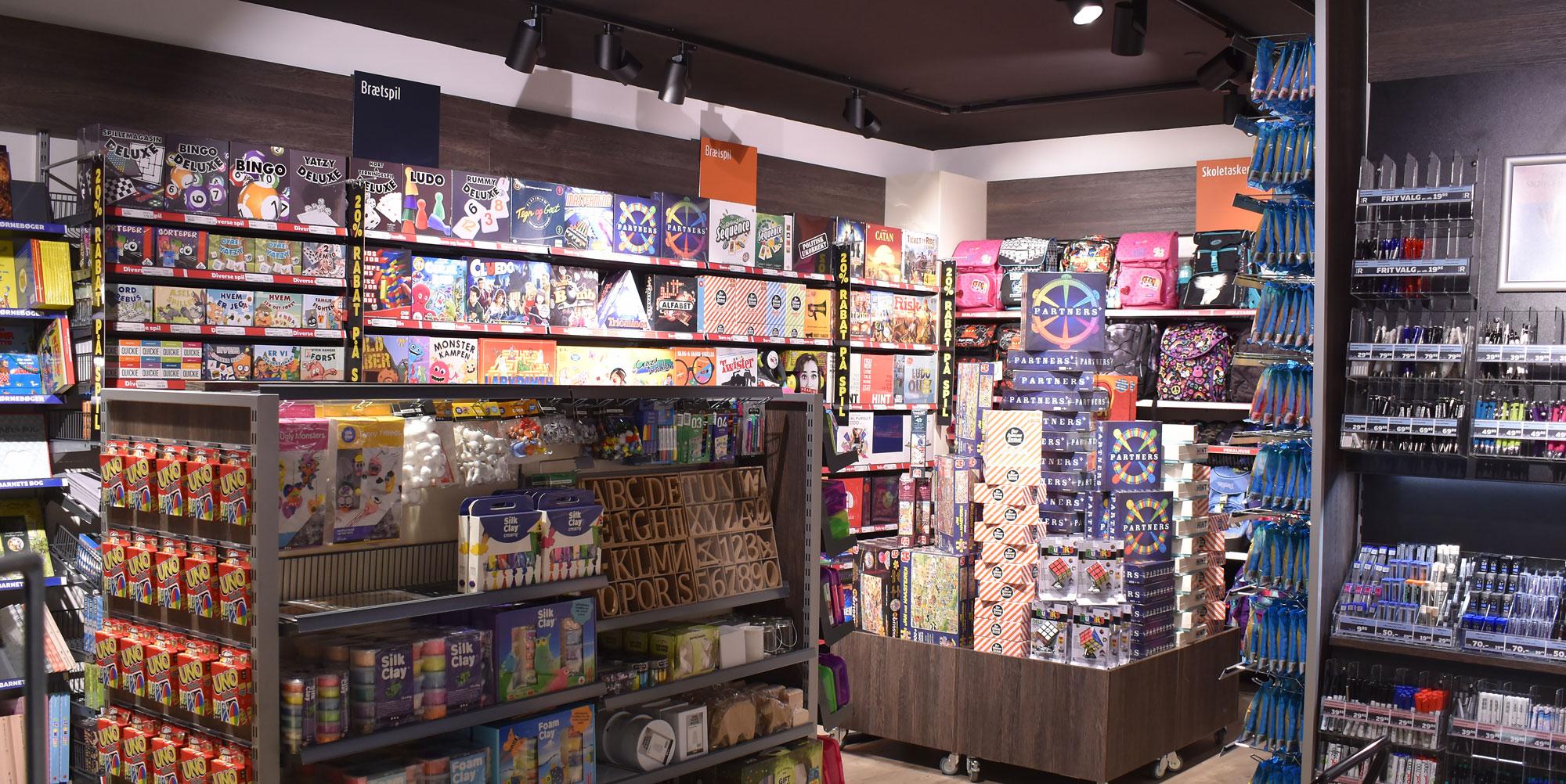 Ny Bog & Idé åbner i Aalborg: Gode tilbud og gratis bøger i morgen