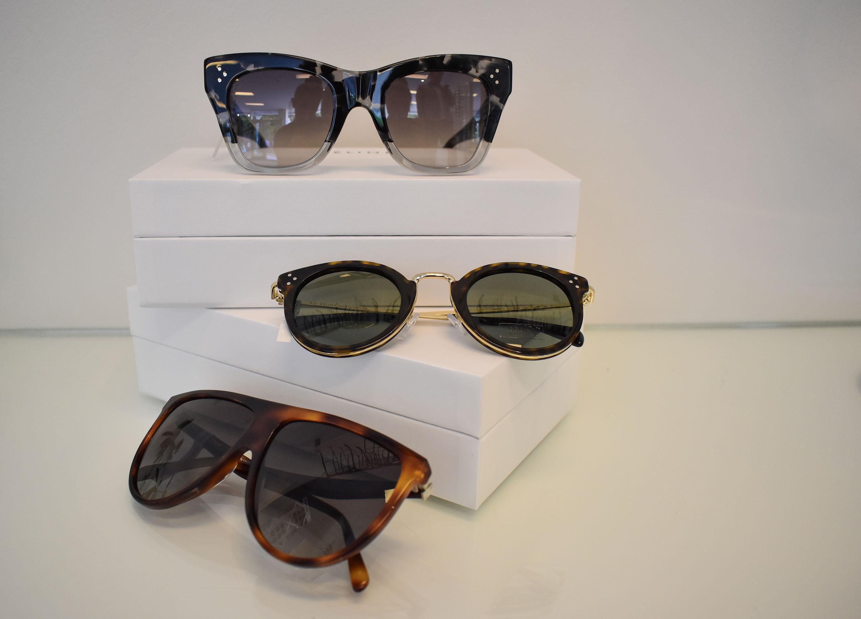 Verdensnyhed hos Brillegalleriet: Her er sommerens solbrillemode