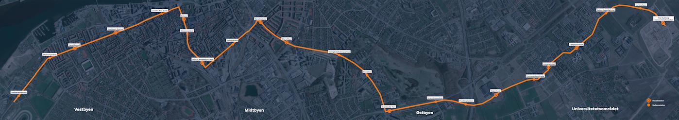 BRT-busserne får sin egen kørebane: Nu kan du komme med ønsker