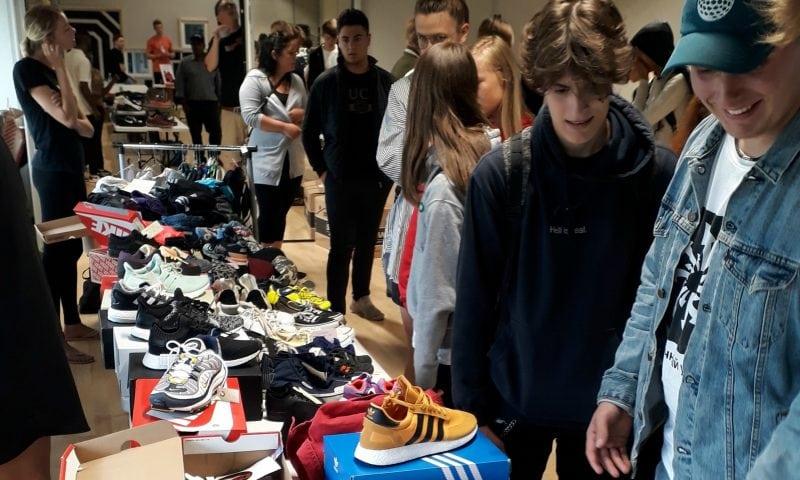 4e0fc16be75 Klar igen onsdag: Aalborg Sneakers & Streetwear marked vokser hurtigt