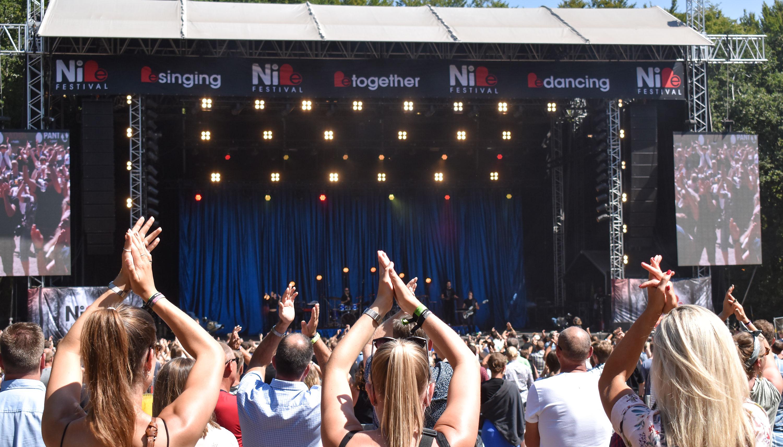 Musik, rekorder og glade gæster: Nibe Festival jubler over kæmpe succes