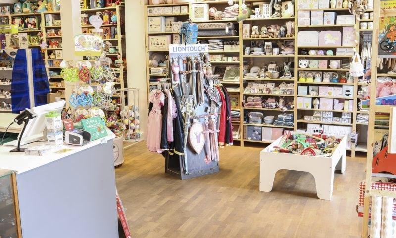 Børnenes Kartel åbner nu også i Aalborg i Shoppen