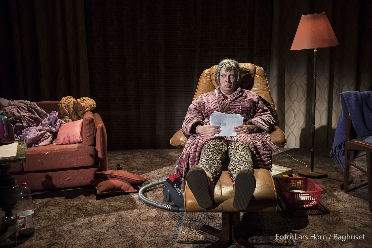 Stor succes på Lille Scene: Nyt stykke imponerer anmelderne